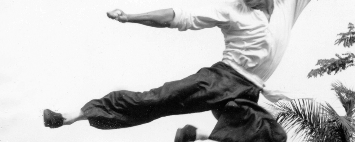 be �the bruce lee� of your success karatekick your fear