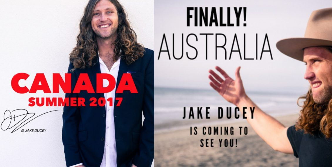 jake canada & australia