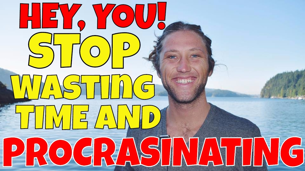 9 ways to stop procrastinating