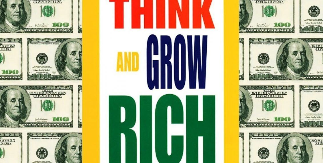 think and grow rich book summary thumbnail