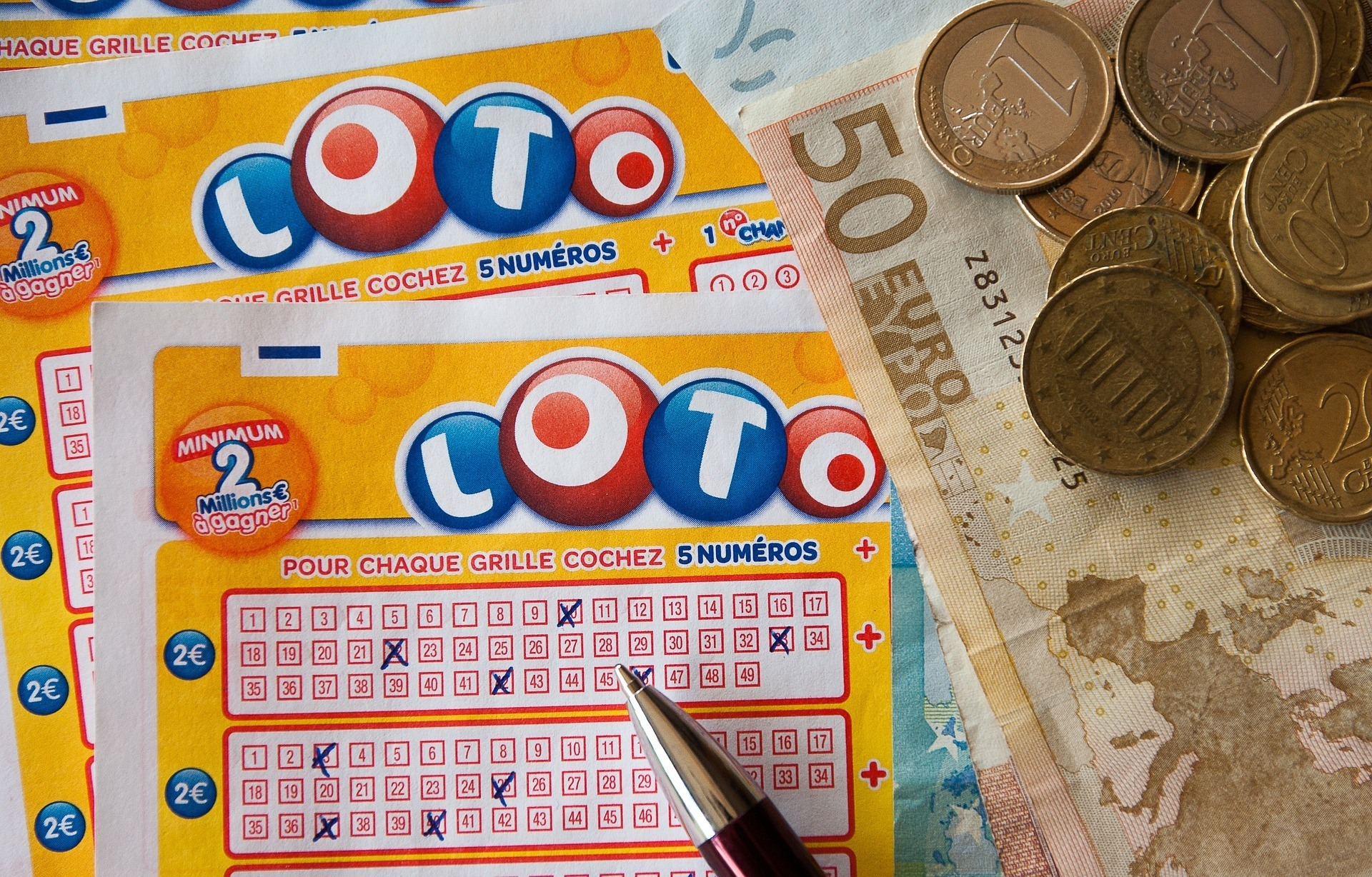 How to Win The Lottery Using the Law of Attraction - Jake Ducey