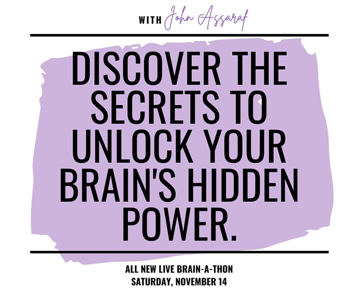 Brain A Thon Date