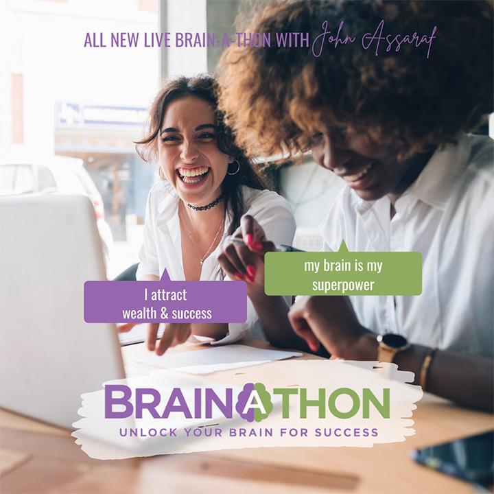 Brainathon banner